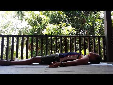 Yoga for MBSR with Simon Parish: Savasana