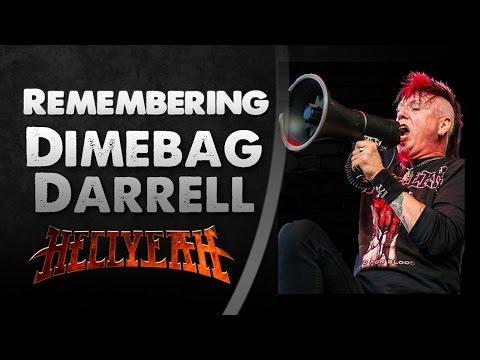 Hellyeah's Chad Gray + Tom Maxwell - Remembering Dimebag Darrell
