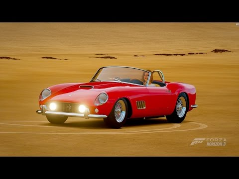 Ferrari 250 California  1957  (Forza Horizon 3)