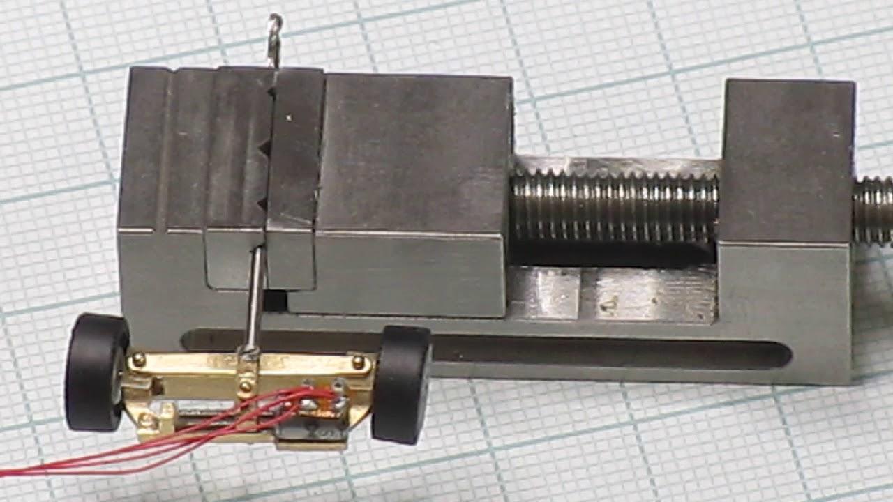 Download Mikromodellbau 1:87: Pendelvorderachse mit integriertem 3,4mm Stepper-Motor