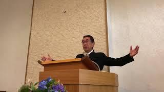 2018年6月24日 相馬牧師伝道説教