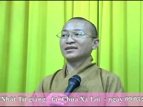 Kinh Trung Bộ 94 (Kinh Ghotamukha) - Để đời quy ngưỡng (09/03/2008)