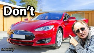 5 Reasons You Shouldn't Buy a Tesla