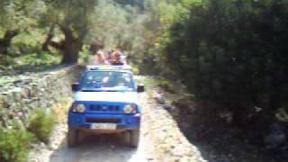 Jeepsafari auf Mallorca
