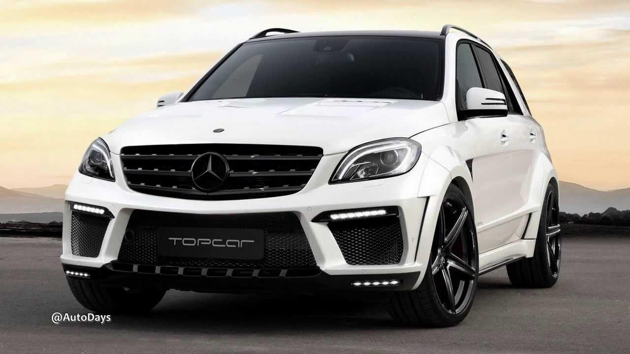 2013 Mercedes Benz ML 63 AMG Inferno by Topcar - YouTube