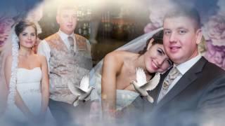 Свадебное видео. Свадебное слайд шоу 2016