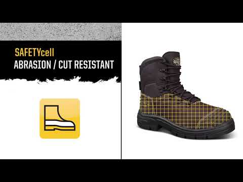 Oliver Footwear - All Terrain Safety Boots - AT65 490