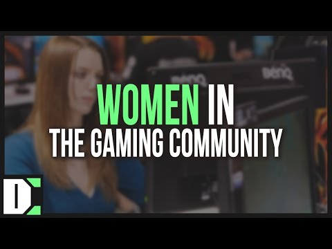 〚Discussion〛Women in the Gaming Community