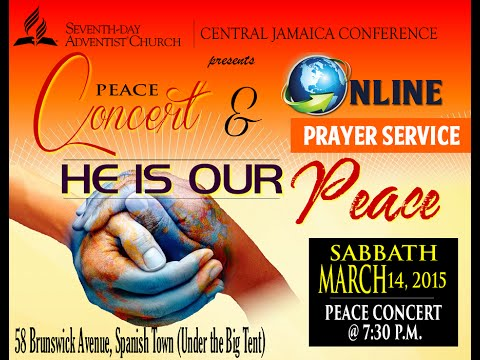 Spanish Town Peace Concert