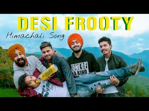 Desi Frooty | Raw-Aag ft. Shampy Bhatia | Pahadi Vines | Janmeet Infinity | Pahadi Song (Parody)