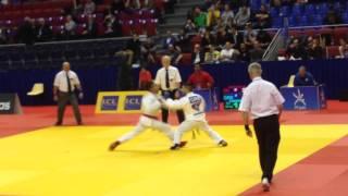 Jujitsu jjif world championships seniors , paris 2014 , Mehran Sattar from IRAN