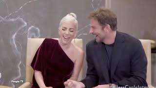 Are Lady Gaga and Bradley Cooper ONLY good Friends?!...😱
