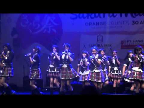 JKT48 Team T - Suki Suki Skip #SakuraMatsuri