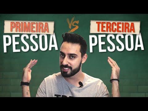 O Que é PRIMEIRA E TERCEIRA PESSOA?