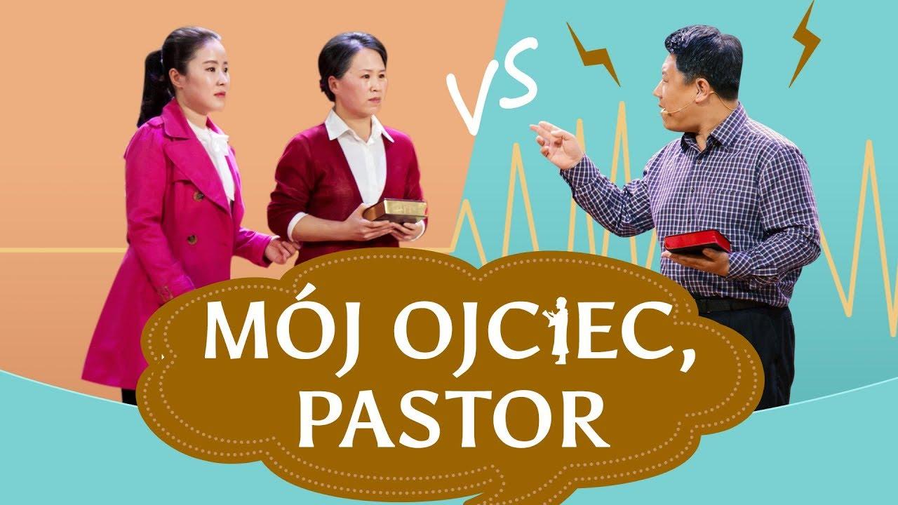 "Skecz chrześcijański   ""Mój Ojciec, Pastor"" (Dubbing PL)"