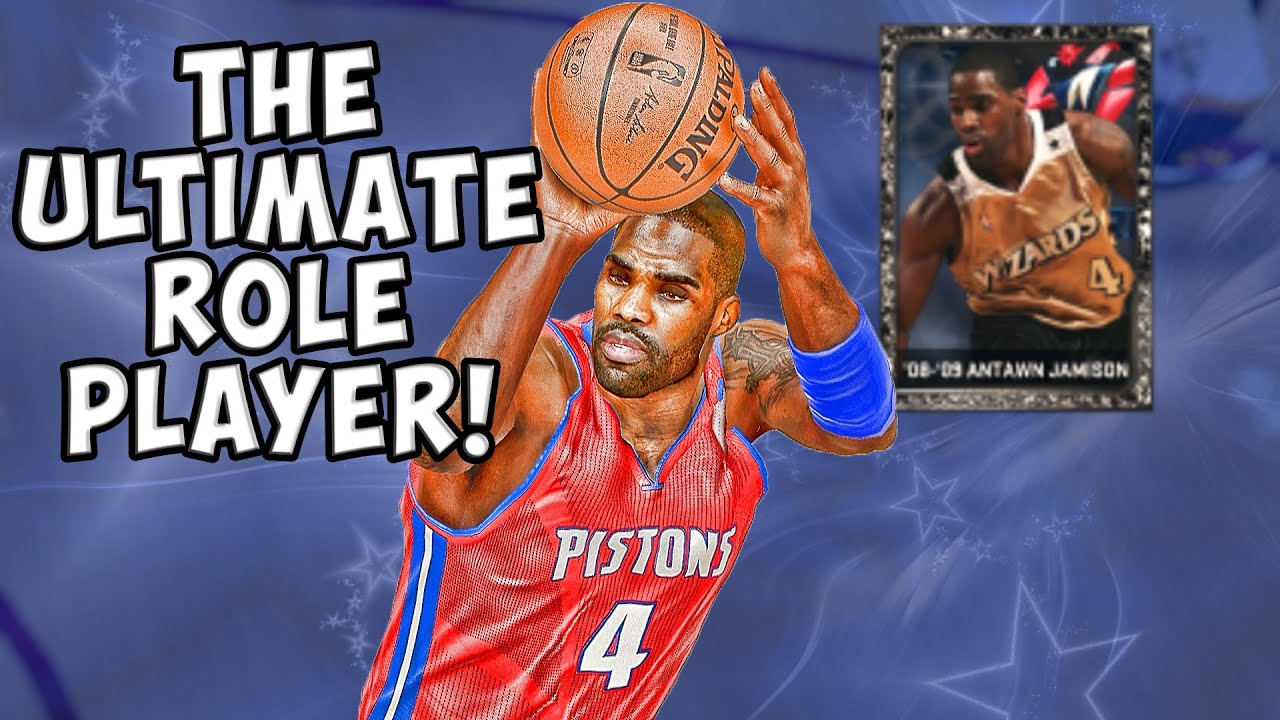 NBA 2K15 MyTeam Gameplay yx Antawn Jamison is the Ultimate