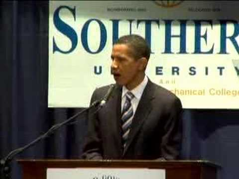 Obama Addresses the National Conference of Black Mayors