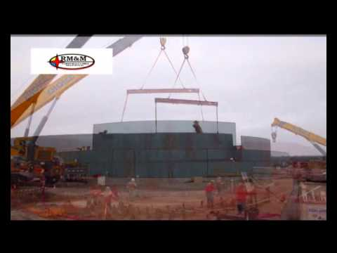 Rm m construcciones industriales sac viyoutube for Construcciones industriales