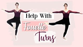 Help with Fouette Turns | Kathryn Morgan