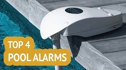 4 Best Pool Alarms  Reviews