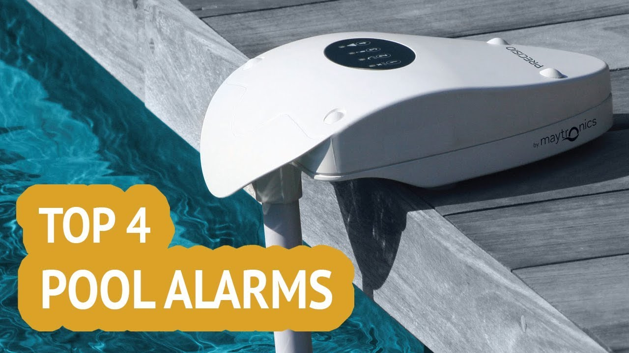 4 Best Pool Alarms 2018 Reviews - YouTube