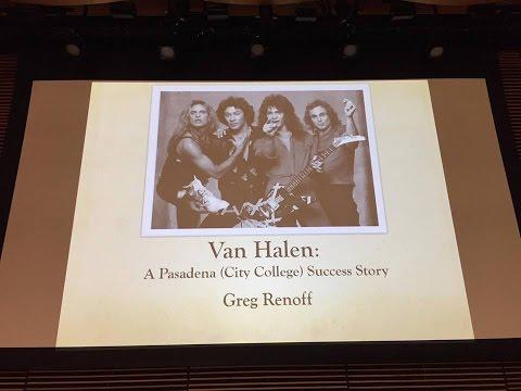 Van Halen Rising Pasadena, CA 4 29 17