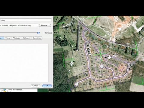 Overlaying Images Over Google Maps & Satellite Images Using Google Earth: Ep. 150