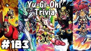 Yugioh Trivia: Fire King Archetype - Episode 183