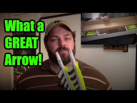 Traditional Archery Review | Traditional Only Carbon Arrows By 3 Rivers Archery