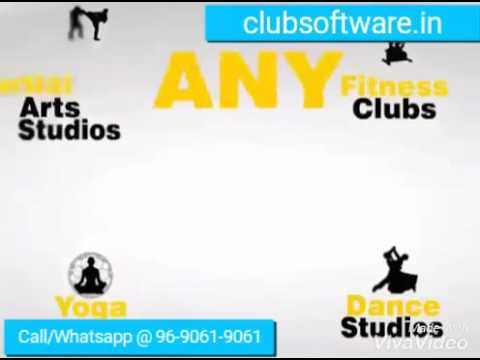 Club Management Software