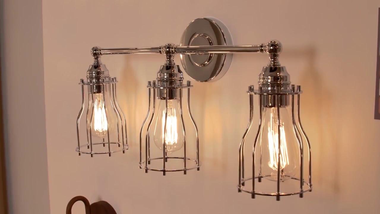Feiss Lighting Calgary Bath Collection