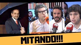 MINISTRO DA EDUCAÇÃO MITANDO NO MORNING SHOW - PAULO FREIRE