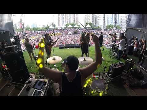 Christafari- Valley of Decision feat. Alex Avila Drum Cam