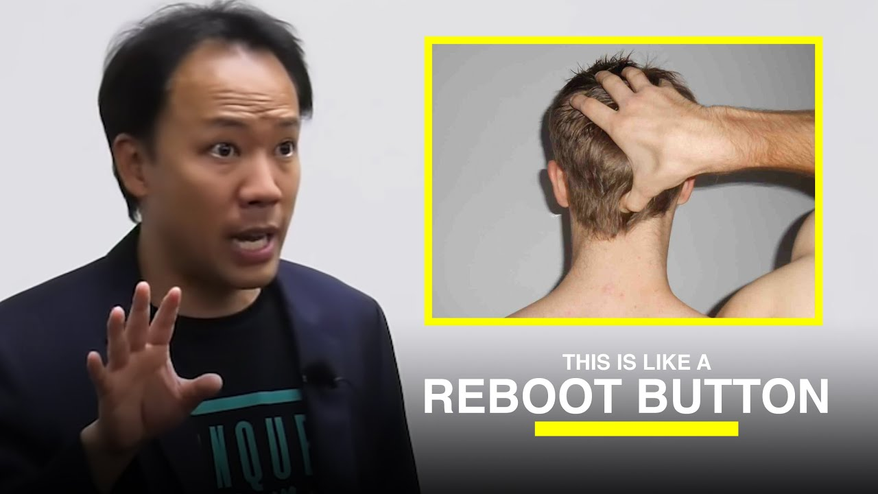 """I Will Teach You How to Reset Your Brain"" 