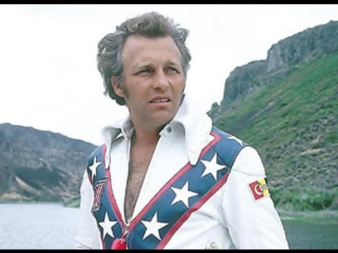 THE DEATH OF EVEL KNIEVEL