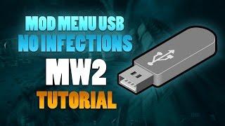MW2 ONLINE Mod Menu USB NO Jailbreak NO CFG Infections   FULL Video TUTORIAL 2017