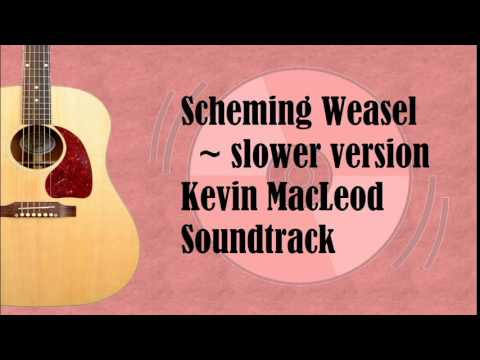 Scheming Weasel (slower version) - Kevin MacLeod - ROYALTY FREE MUSIC -  Soundtrack