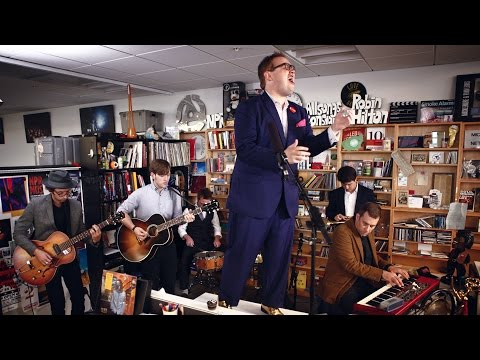 St. Paul And The Broken Bones: NPR Music Tiny Desk Concert