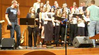 Oh Happy Day (Cover from Sister Act) - Campus Ministries Gospel Choir at Grand Valley