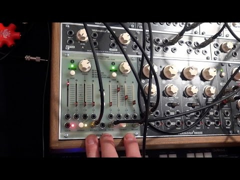Vermona New Prototypes at Superbooth 2017