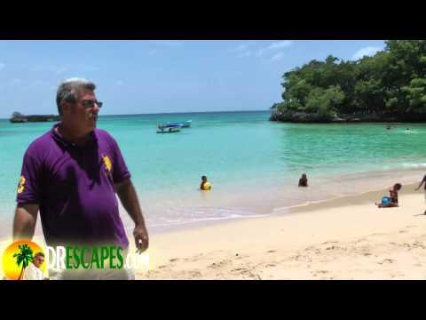 Playa Caleton Near Cabrera Dominican Republic