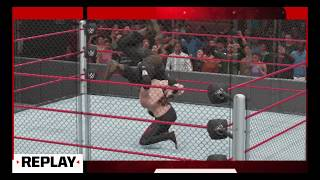 Defeating Braun Strowman on Your Debut in WWE 2K19 MyCareer!