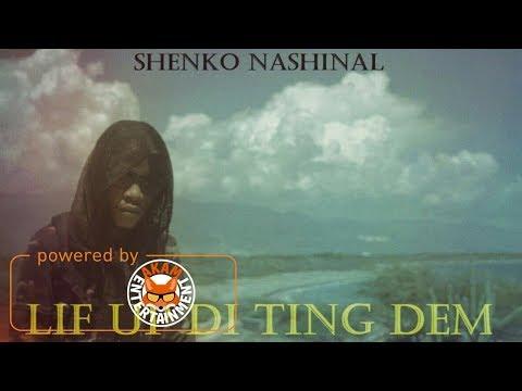 Shenko - Lif Up Di Ting Dem [Mac 11 Riddim] October 2017
