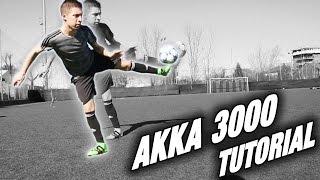 akka 3000 tutorial   street football soccer tricks skills   for futsal freestyle