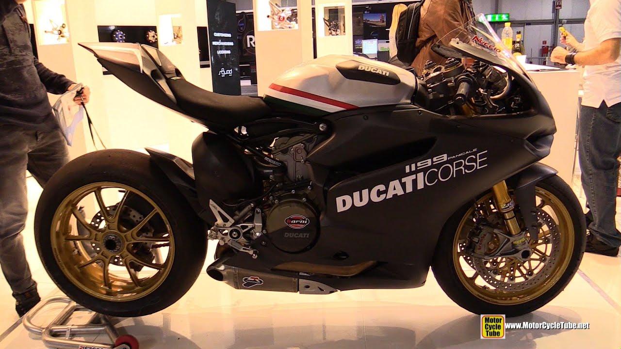 2015 ducati 1199 panigale aem factory customized walkaround 2014
