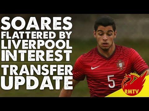 Porto's Rafa Soares Flattered by Liverpool Transfer Interest | LFC Daily Transfer News LIVE