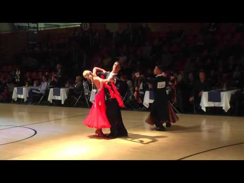 WDSF World Open Standard | Final | Helsinki Open 2015