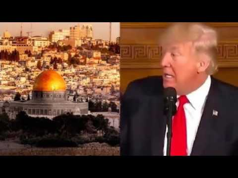 Trump's smooth move for Jerusalem embassy move | world news | breaking news