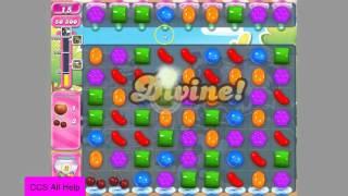 Candy Crush Saga Level 1366 NO BOOSTERS, fun level.