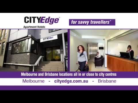 Budget Accommodation Melbourne by City Edge Apartment Hotels